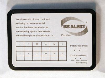 Bed bug alert passive bed bug monitor for Bed bug alert