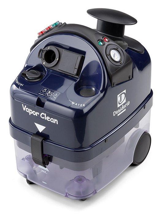 Desiderio Auto Continuous Fill Auto Professional Commercial Steamer + Vacuum  (75 PSI)
