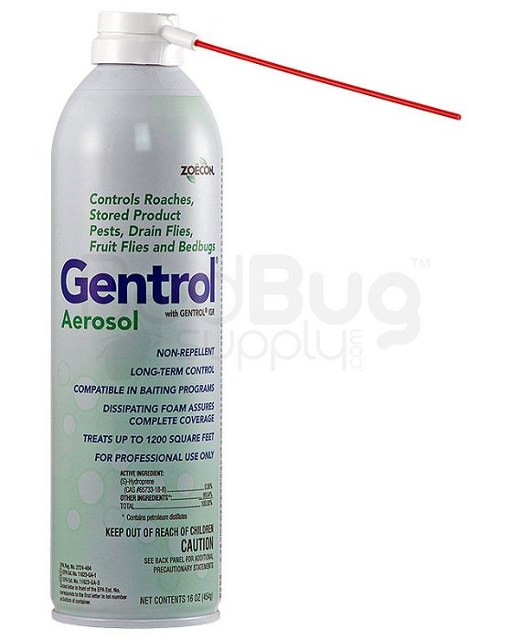 Gentrol Igr Aerosol Insect Growth Regulator
