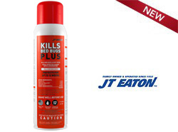 JT Eaton Kills Bed Bug Plus Spray Aerosol - Newest Pro Version (residual spray)
