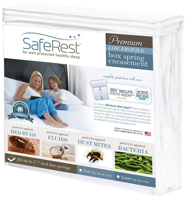 pillow h bug encasement mattress bed proof protectors encasements hybrid