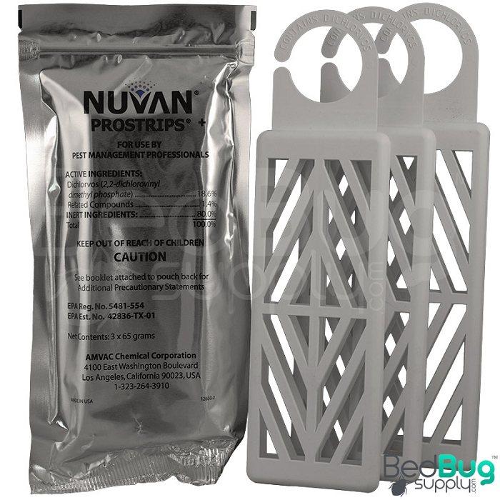 Nuvan Prostrips Plus 65 Gram 3 Pack
