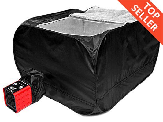 zappbug oven 2 bed bug heater