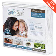 SafeRest Bed Bug Mattress Covers
