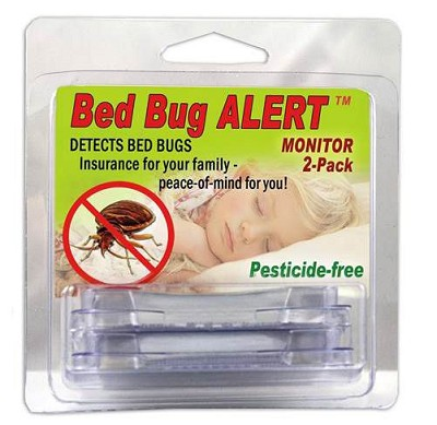 Bed Bug Alert Pheromone Monitor And Trap By Bird X P 169