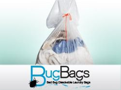 Bug Bags Dissolvable Laundry Bags: Water Soluble (19