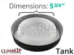 Climbup T (Tank) Insect Interceptor Bed Bug Monitor