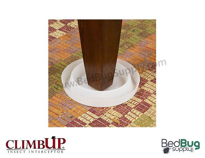 Bed Bug Traps Climbup Bed Bug Traps Climbup Insect Interceptor Bed Bug Monitor And Trap (LARGE) ON SALE