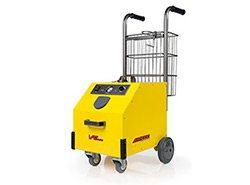Vapamore MR-1000 Forza Dry Vapor Commercial Steamer