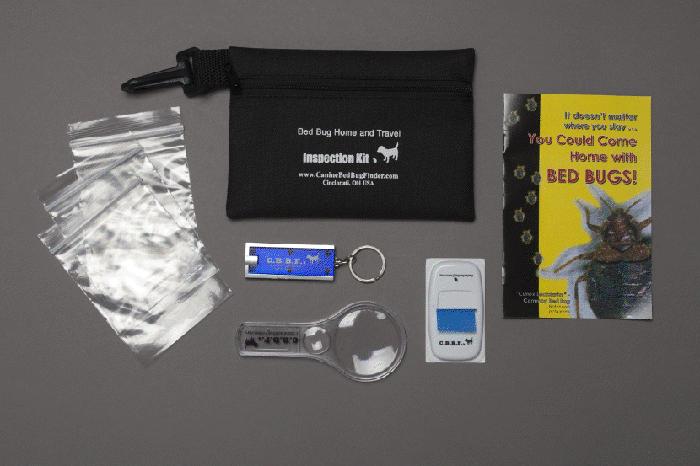 Bed Bug Blue Fecal Matter Test Kit