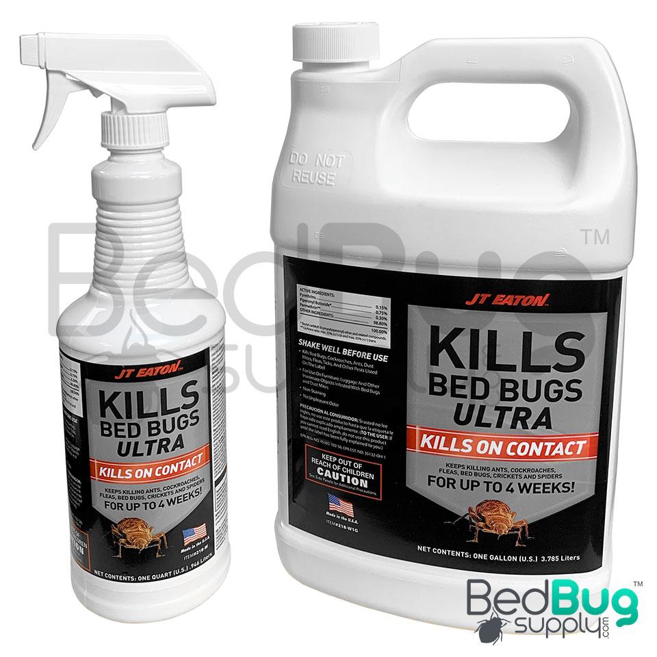 JT Eaton Kills Bed Bugs ULTRA