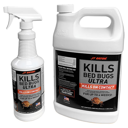 JT Eaton Kills Bed Bugs ULTRA (Residual Spray)