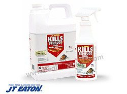 J.T. Eaton Bed Bug Spray (contact spray)