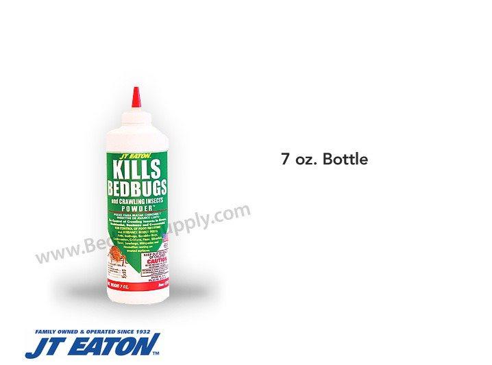 J T  Eaton Kills Bedbugs and Crawling Insects Powder (Diatomaceous Earth -  residual powder)