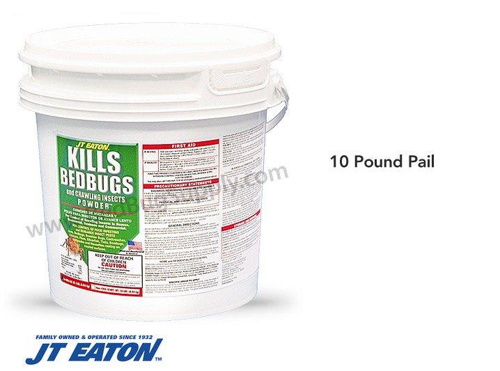 Powder To Kill Bed Bugs Custom Jt Eaton Kills