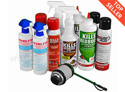 Professional Bed Bug Kit (3-4 rooms) With New Bedlam Plus  *ON SALE*