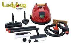 Ladybug TEKNO 2350 Continuous Fill Steam Dry Vapor System with TANCS (80 PSI)