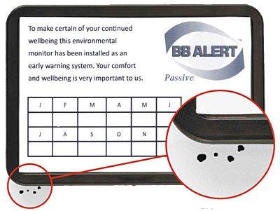Bed Bug Alert Passive Bed Bug Monitor