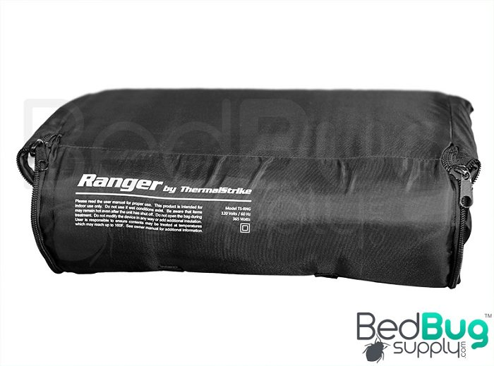 thermalstrike ranger - portable bed bug heater