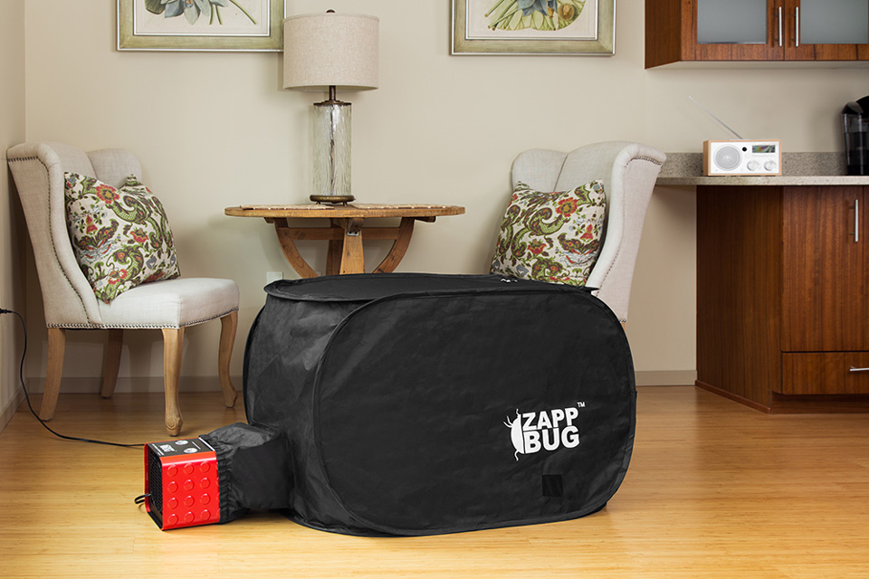 Zappbug Heater Portable Bed Bug Heater