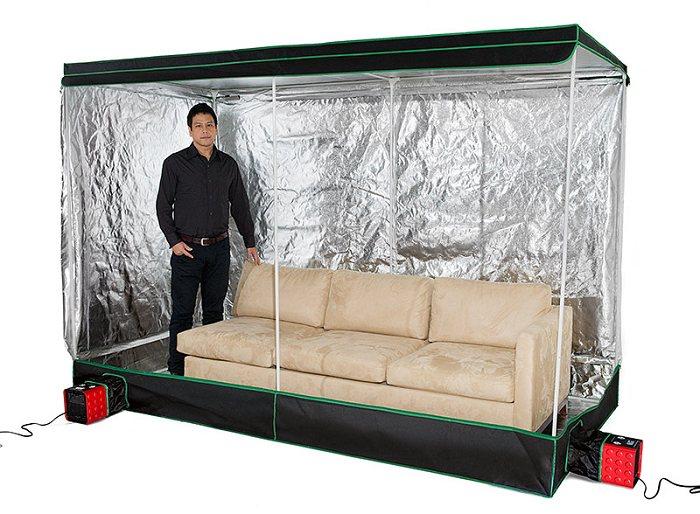 zappbug room bed bug heater