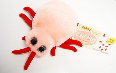 Bed Bug Stuffed Animal (Sold Out)