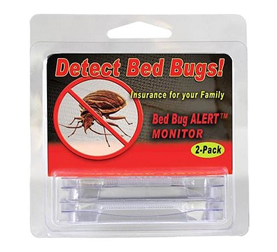 Bed Bug Alert Pheromone Monitor And Trap By Bird-X