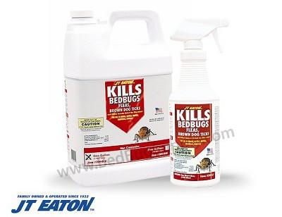 J T Eaton Kills Bed Bugs Contact Killer