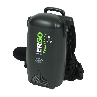 Atrix ERGO PMP (Pest Management Professional) Backpack Vacuum/Blower  (Includes 1 Filter)  - Includes updated clear bug filter container