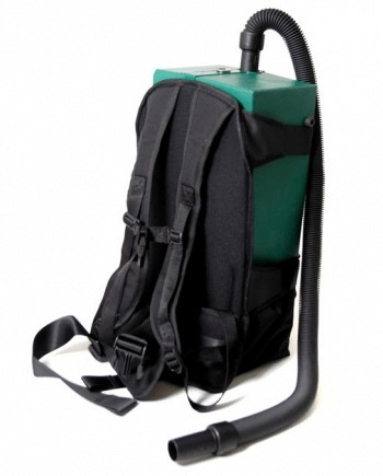 Optional Backpack Harness For The Atrix Professional Green Supreme HEPA Vacuum